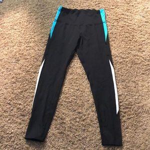 Active- black leggings